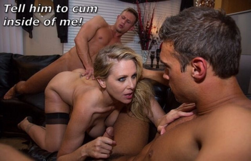 Cumming inside another mans wife